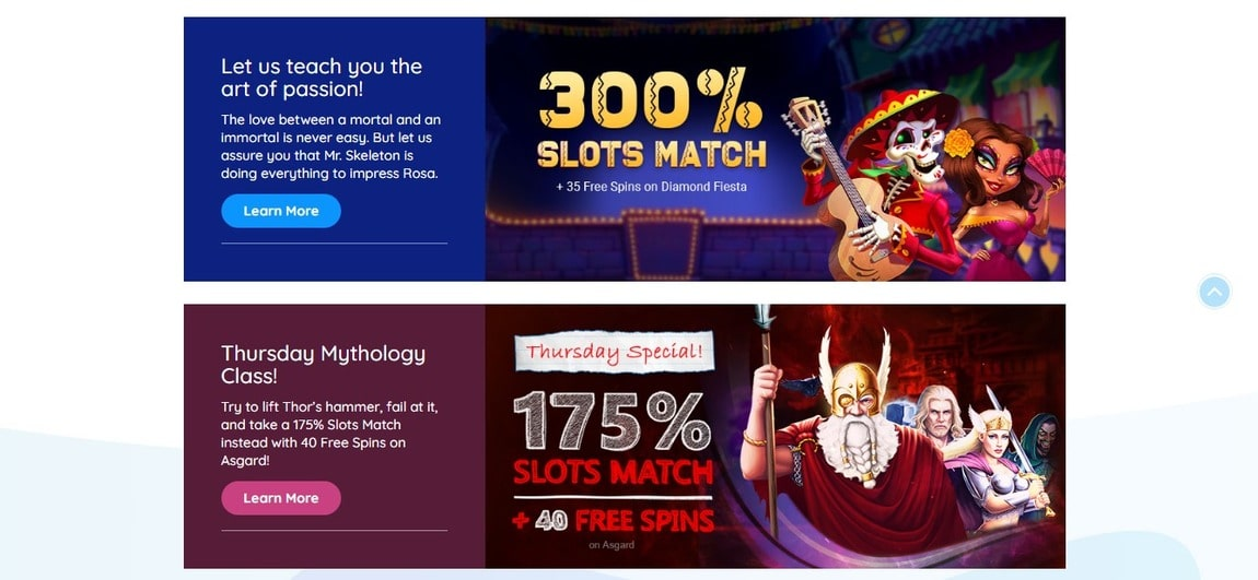 Freespin Casino Promotions