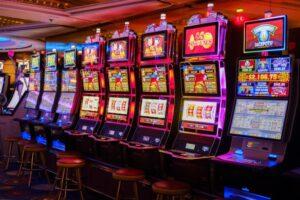 Casino Slots History