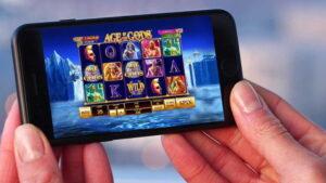 Moblile Gambling in Online Casino