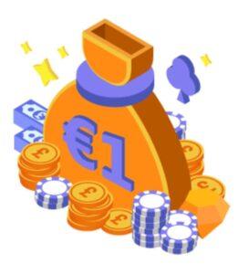 1 Euro Deposit Casino Review