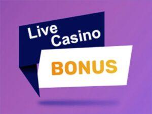 Casino Bonussen Live