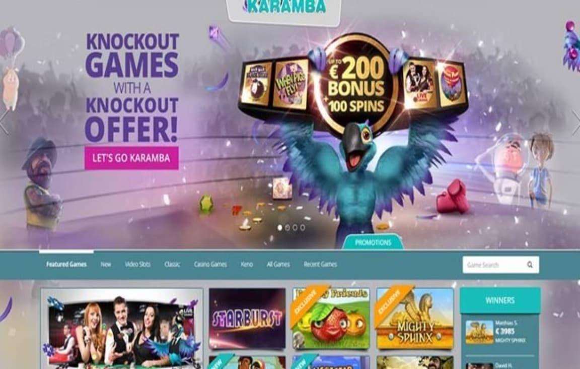 Karamba Casino Slot Review