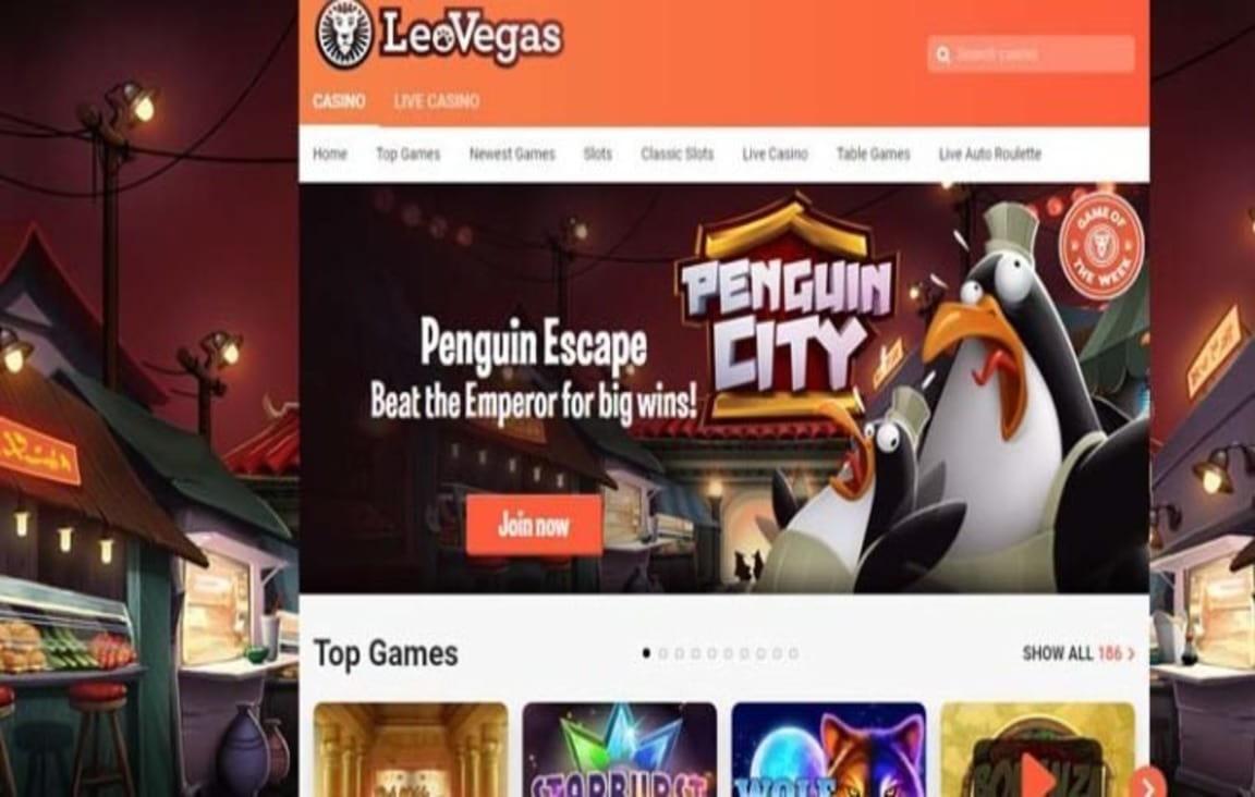 Leovegas Casino Slot
